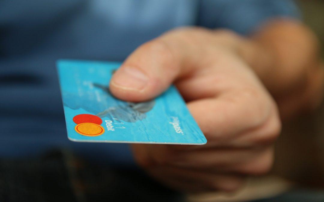 Postup, jak změnit banku
